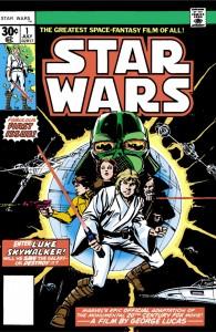 Star Wars #1 (12.04.1977)