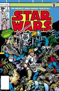 Star Wars #2:: Six Against the Galaxy (10.05.1977)