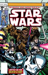 Star Wars #3:: Death Star! (07.06.1977)