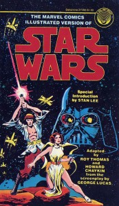 The Marvel Comics Illustrated Version of Star Wars