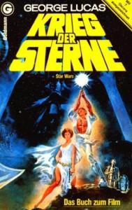 Krieg der Sterne - Das Buch zum Film (Cover mit Oscar-Hinweis)