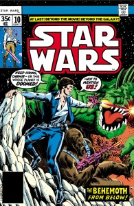 Star Wars #10: Behemoth from the World Below