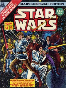 Marvel Special Edition Featuring Star Wars 3