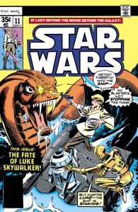 Star Wars #11: Star Search!