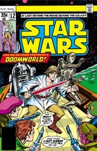 Star Wars #12: Doomworld!