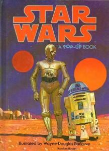 Star Wars: A Pop-Up Book (12.04.1978)