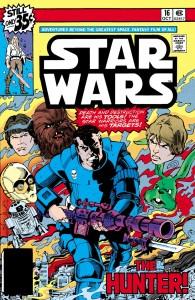 Star Wars #16: The Hunter!