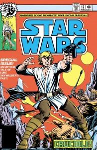 Star Wars #17: Crucible!