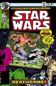 Star Wars 20: Deathgame