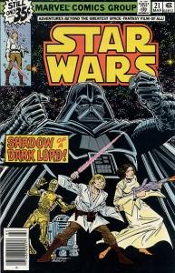 Star Wars #21: Shadow of a Dark Lord