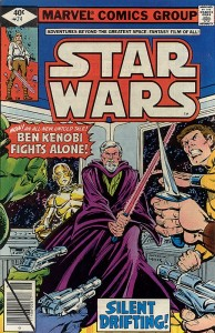 Star Wars #24: Silent Drifting