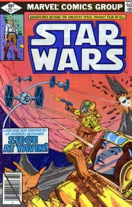 Star Wars #25: Siege at Yavin
