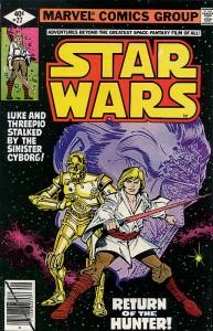 Star Wars #27: Return of the Hunter