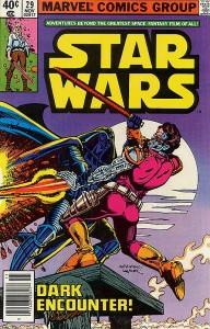 Star Wars #29: Dark Encounter!