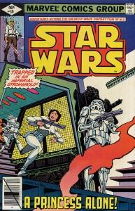 Star Wars #30: A Princess Alone!