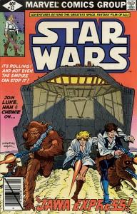 Star Wars #32: The Jawa Express