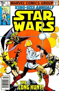 Star Wars Annual #1: The Long Hunt (13.11.1979)