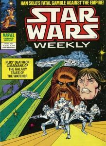 Star Wars Weekly #96