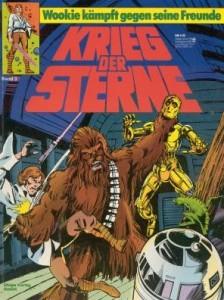 Krieg der Sterne, Band 3: Wookie kämpft gegen seine Freunde