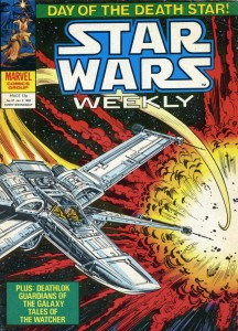 Star Wars Weekly #97