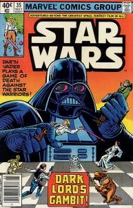 Star Wars #35: Dark Lord's Gambit!