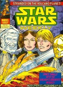 Star Wars Weekly #109