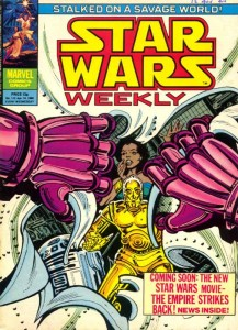 Star Wars Weekly #112