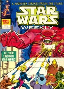 Star Wars Weekly #113
