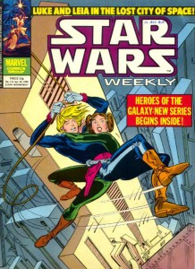 Star Wars Weekly #114