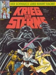 Krieg der Sterne, Band 5: Der Schwarze Lord nimmt Rache!