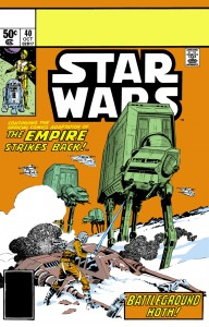 Star Wars #40: The Empire Strikes Back: Battleground Hoth (22.07.1980)