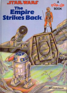 The Empire Strikes Back Pop-Up Book (12.08.1980)