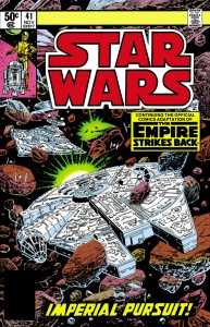 Star Wars #41: The Empire Strikes Back: Imperial Pursuit (02.09.1980)
