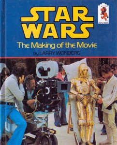 Star Wars: The Making of the Movie (Step-Up Books) (01.09.1980)