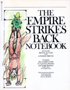 The Empire Strikes Back Notebook (01.10.1980)