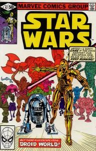 Star Wars #47: Droid World!