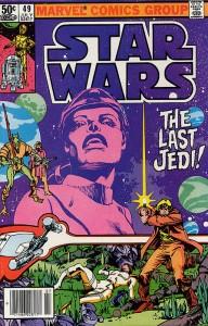 Star Wars #49: The Last Jedi