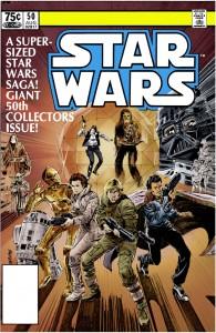 Star Wars #50: The Crimson Forever