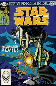 Star Wars #51: Resurrection of Evil