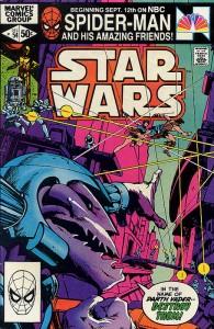 Star Wars #54: Starfire Rising