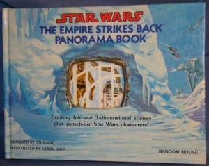 The Empire Strikes Back Panorama Book (12.09.1981)