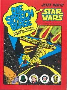 Die Sprechblase – Das große deutsche COMIC-Fachmagazin #39 (15.10.1981)