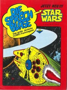 Die Sprechblase – Das große deutsche COMIC-Fachmagazin #40 (01.12.1981)