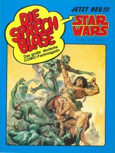 Die Sprechblase – Das große deutsche COMIC-Fachmagazin #42 (15.03.1982)