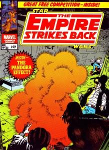 The Empire Strikes Back Monthly #151 (November 1981)