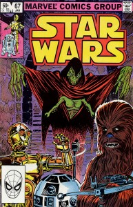 Star Wars #67: The Darker