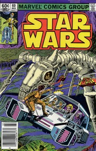 Star Wars #69: Death in the City of Bone