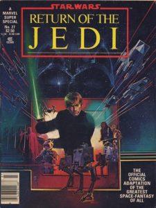 Marvel Super Special Magazine #27: Return of the Jedi
