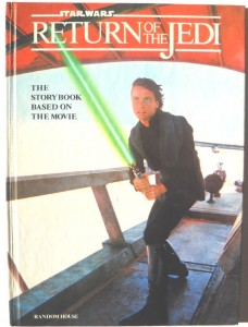Return of the Jedi - The Storybook Based on the Movie (12.05.1983, Hardcover)
