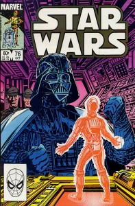 Star Wars #76: Artoo-Detoo to the Rescue